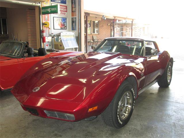1973 Chevrolet Corvette | 841311