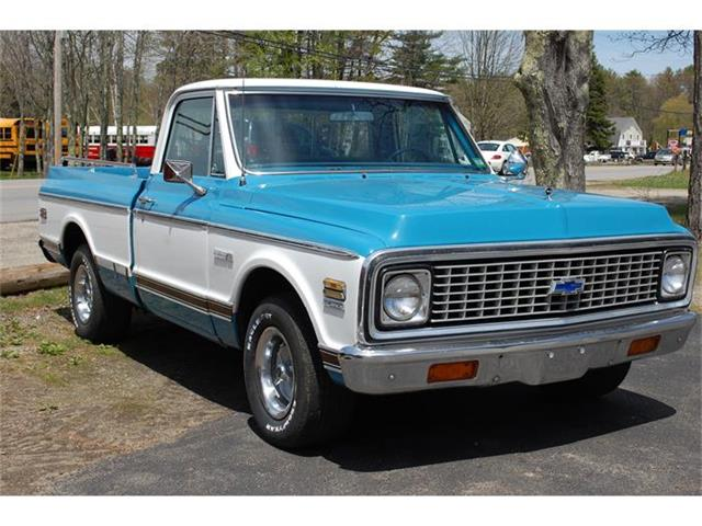 1971 Chevrolet 1/2 Ton Shortbox | 841379