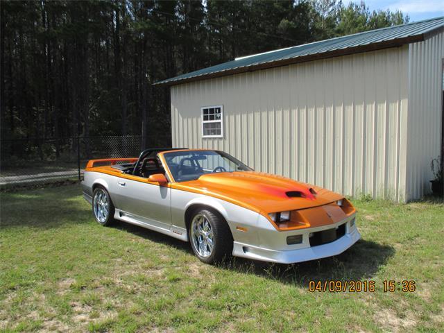 1987 Chevrolet Camaro Z28 | 841483