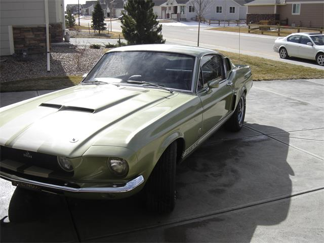 1967 Shelby GT500 | 840015
