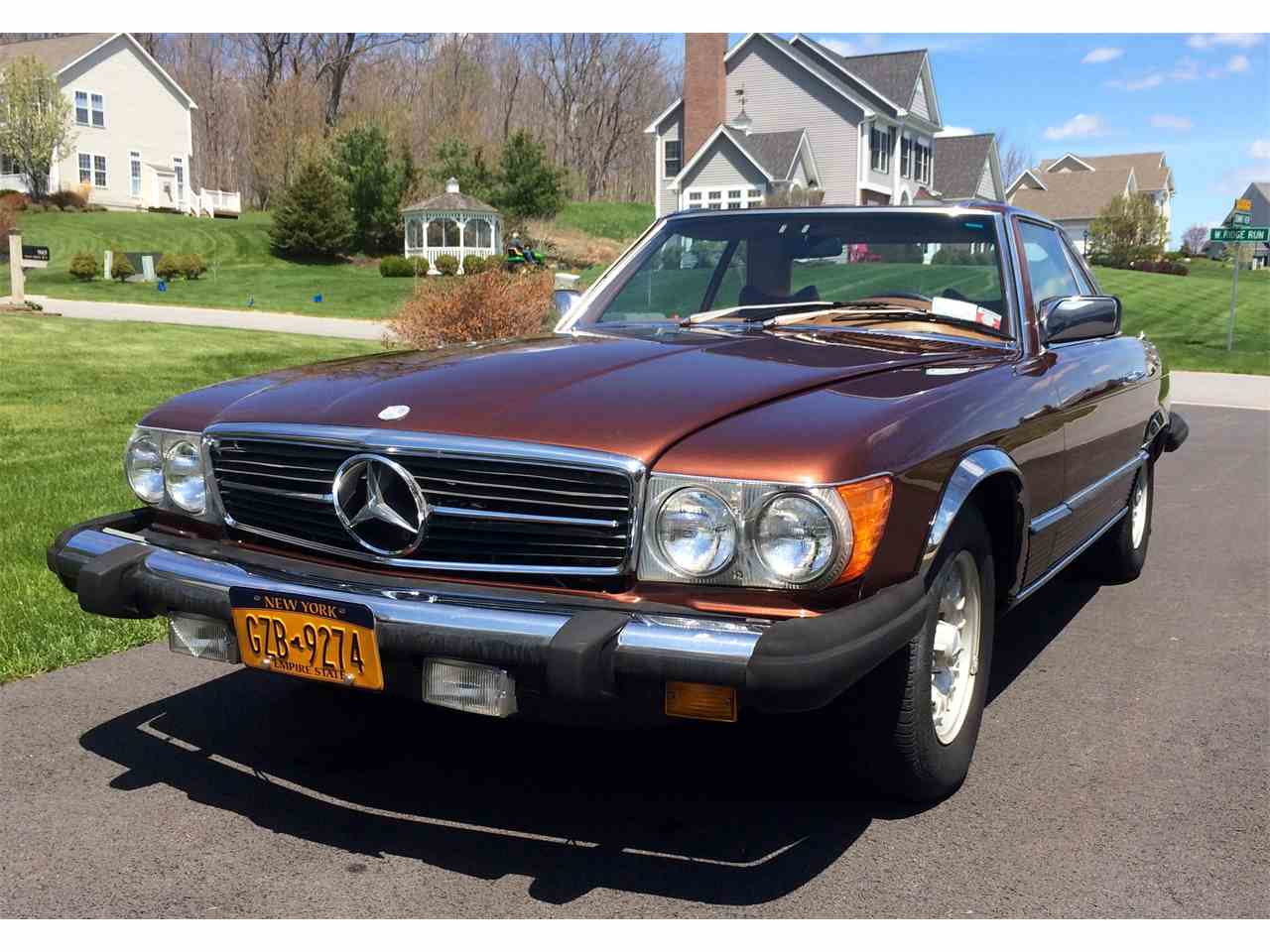 Large Picture of '79 450SL - I1CD
