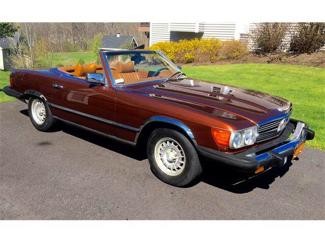 1979 Mercedes-Benz 450SL | 841549