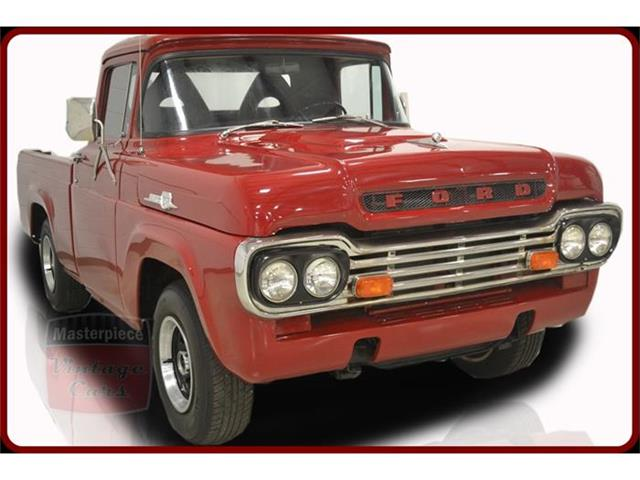 1959 Ford F100 | 841550