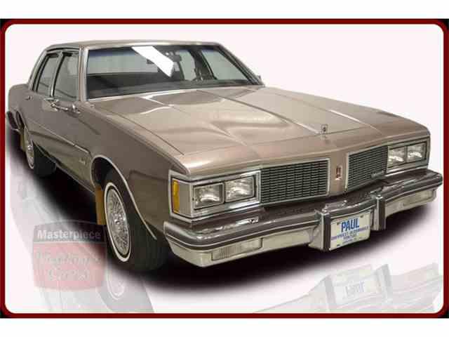 1984 Oldsmobile Delta 88 | 841551