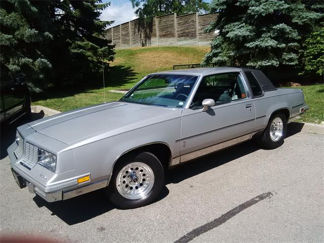 1985 Oldsmobile Cutlass Supreme | 841563