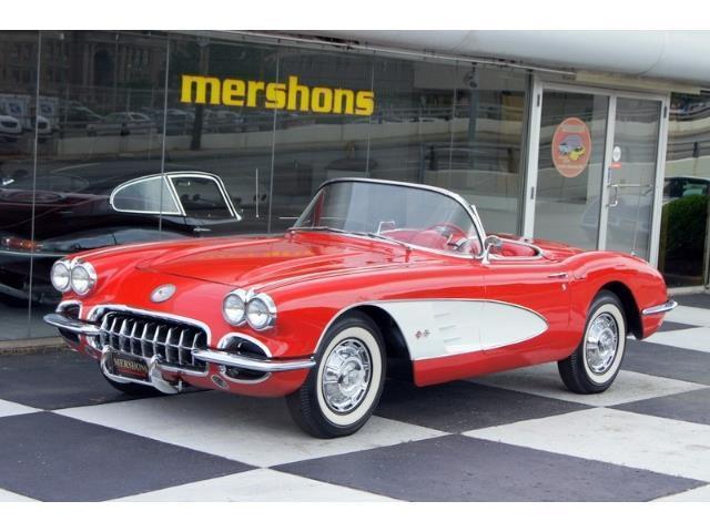 1959 Chevrolet Corvette | 841594