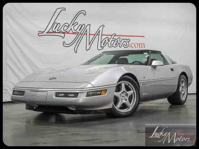1996 Chevrolet Corvette Collectors Edition | 841631