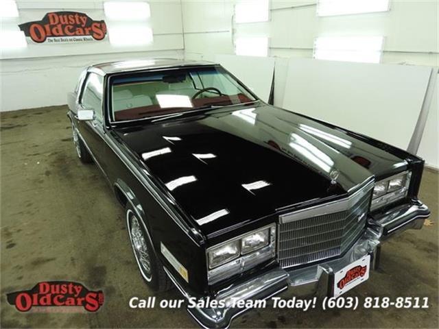 1985 Cadillac Eldorado | 841639