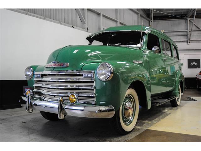 1949 Chevrolet Suburban | 841640