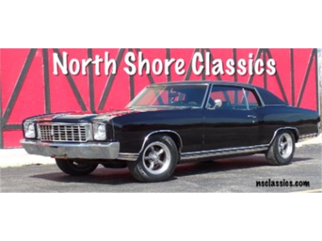1972 Chevrolet Monte Carlo | 841725