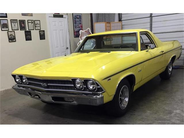 1969 Chevrolet El Camino SS 396 | 841847