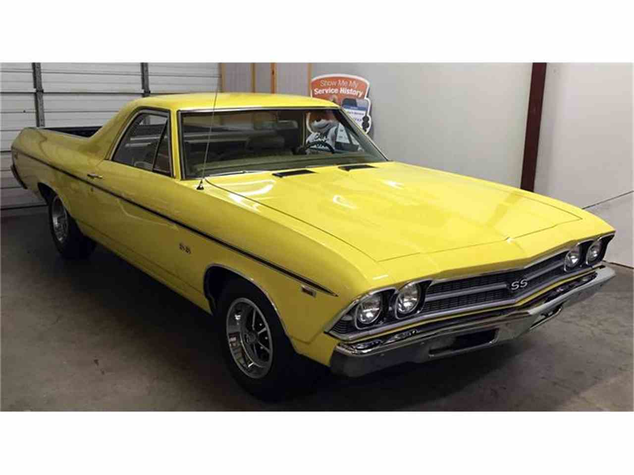 1969 chevrolet el camino ss 396 for sale. Black Bedroom Furniture Sets. Home Design Ideas