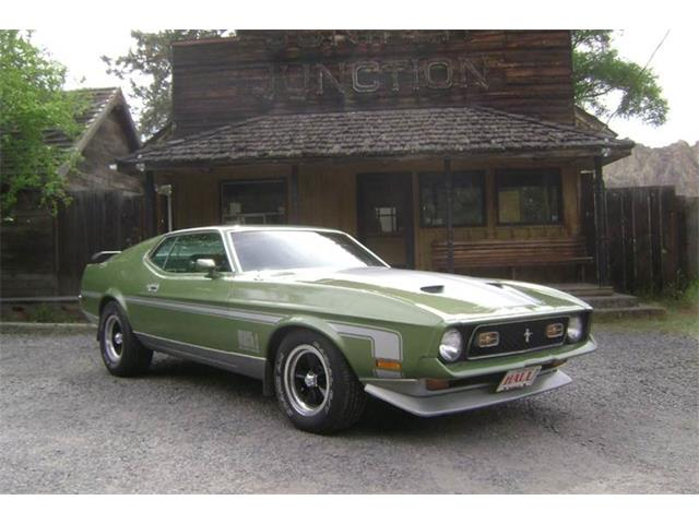 1971 Ford Mustang | 841915