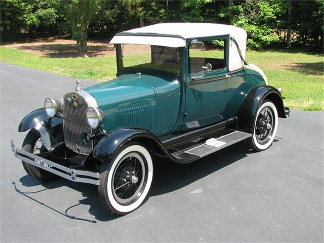 1929 Ford Model A | 842152