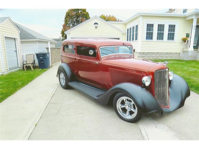 1934 Plymouth Sedan | 842153