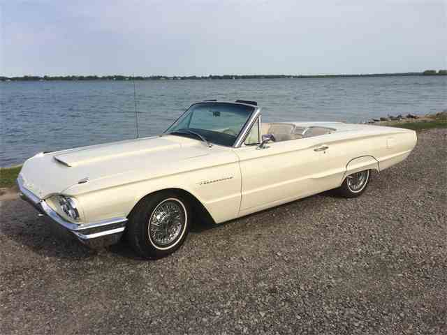 1964 Ford Thunderbird | 842154