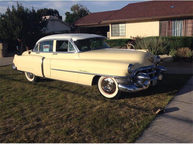 1953 Cadillac Series 62 | 842165