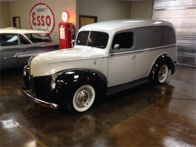 1940 Ford Panel Truck | 842200