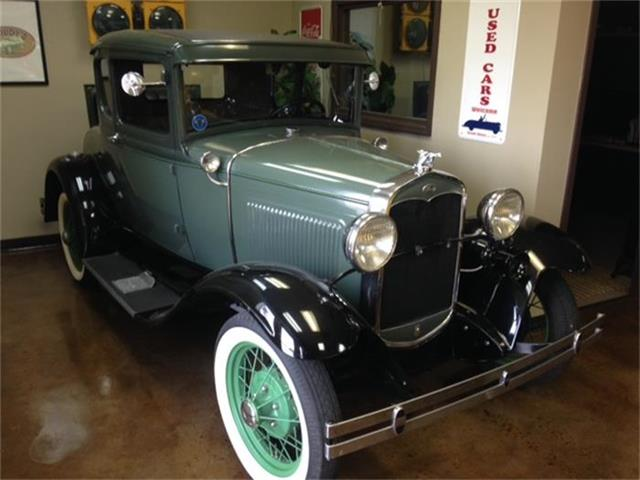 1931 Ford 2-Dr Coupe | 842203