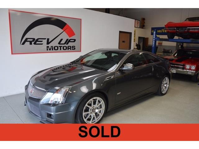 2013 Cadillac CTS | 842204