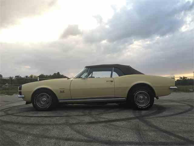 1967 Chevrolet Camaro | 842469