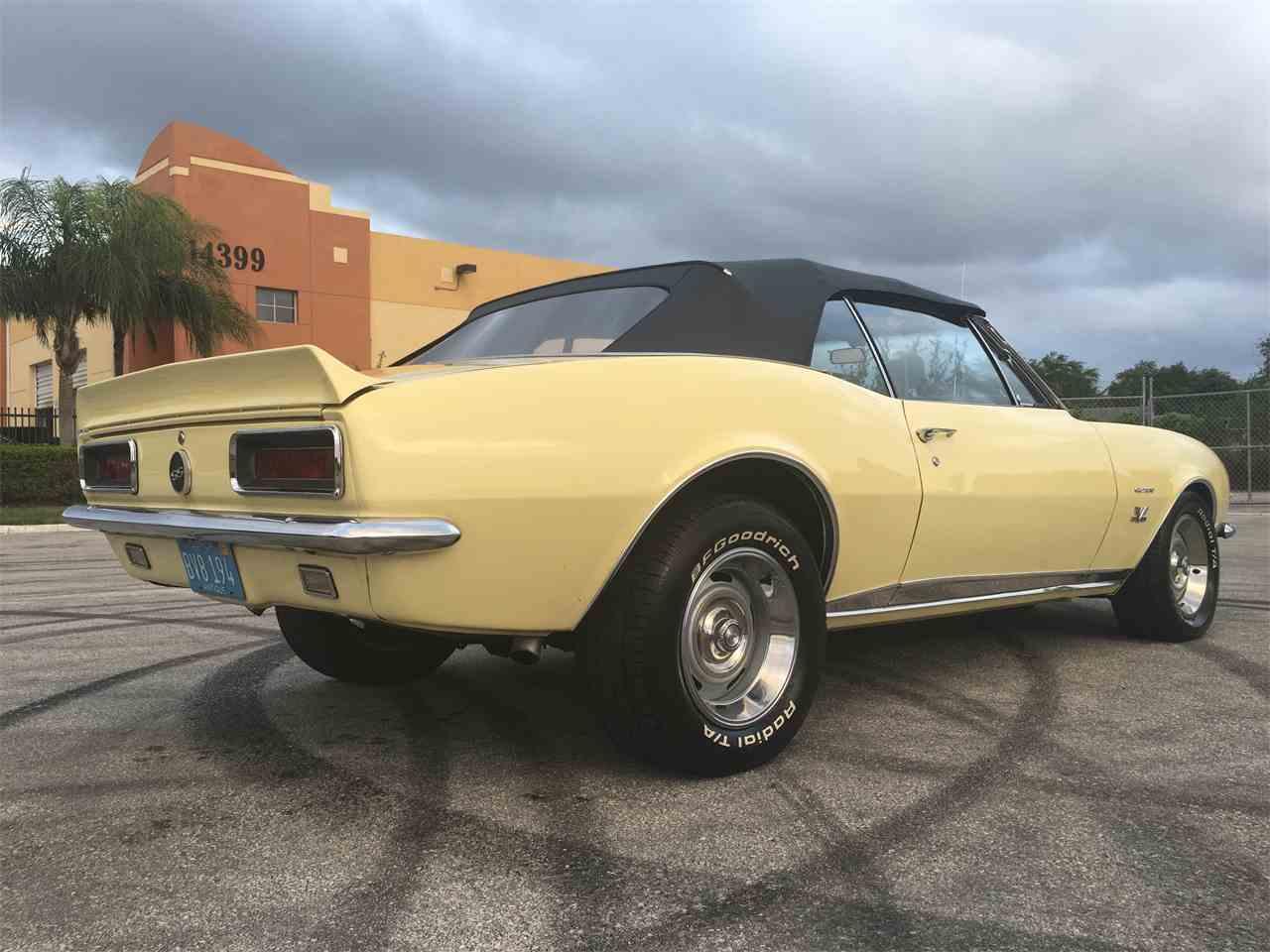1967 Chevrolet Camaro For Sale Classiccars Com Cc 842469