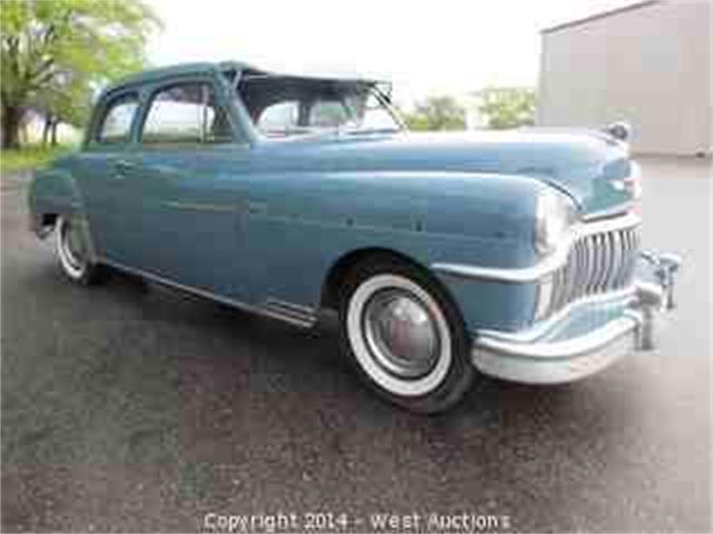 1949 DeSoto 2-Dr Coupe | 842504