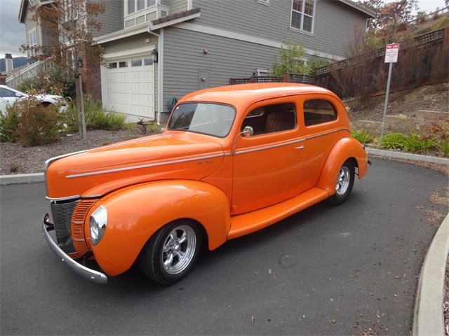 1940 Ford Deluxe | 842673