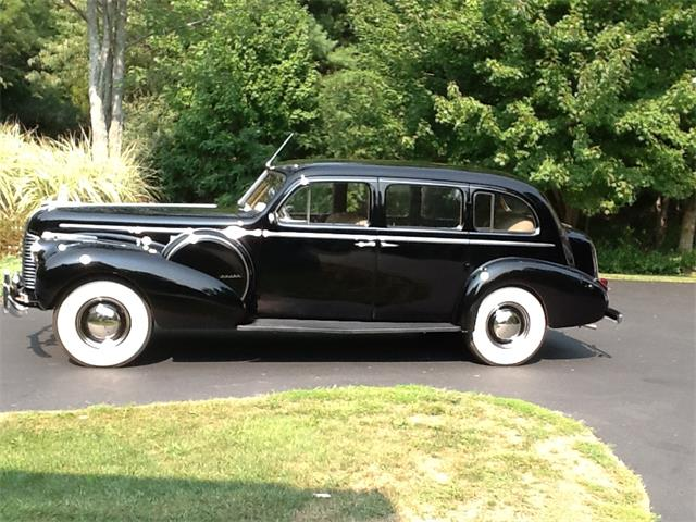 1940 Buick Limited | 842674