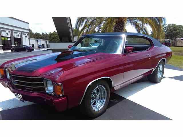 1971 Chevrolet Chevelle | 842682
