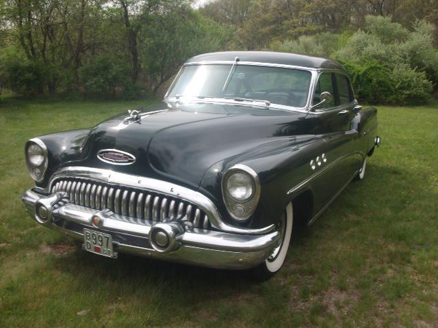 1953 Buick Super Riviera | 842686