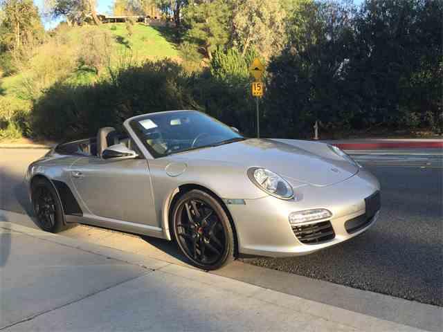 2010 Porsche 911 | 842702
