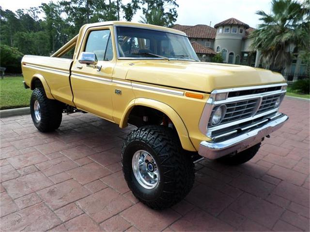 1974 Ford F250 | 842711