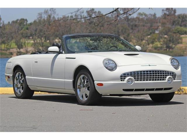 2002 Ford Thunderbird | 842725