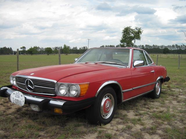 1977 Mercedes-Benz 450SL | 842819