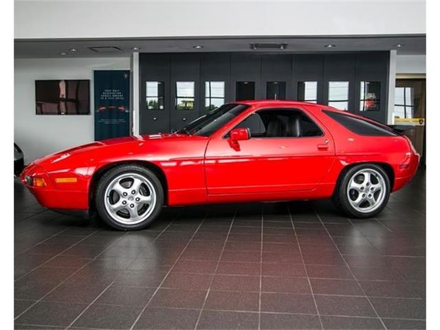 1988 Porsche 928 | 842844