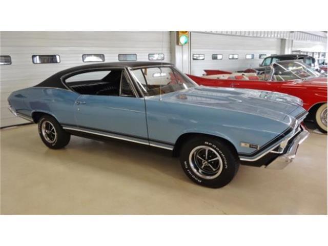 1968 Chevrolet Chevelle SS | 842845