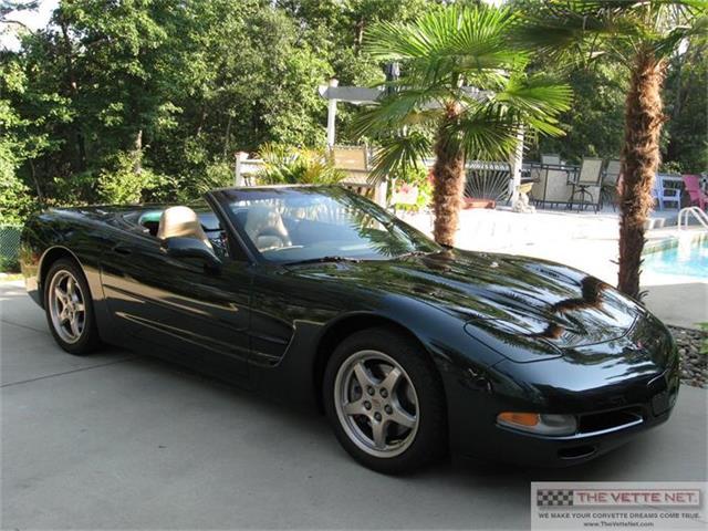 2000 Chevrolet Corvette | 842849