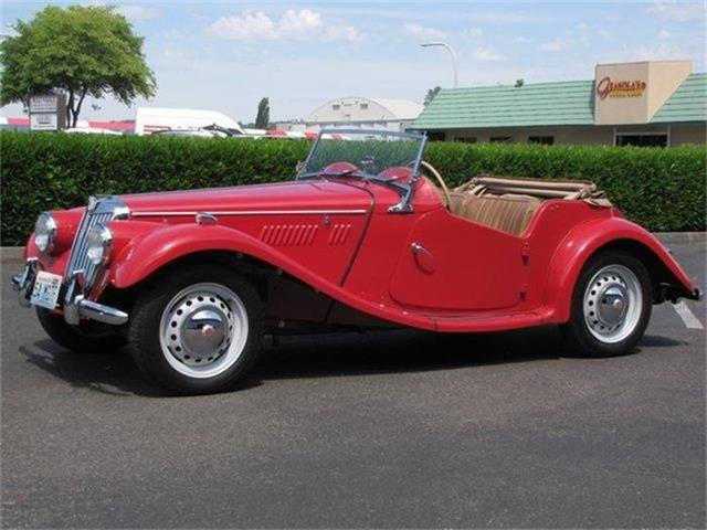 1954 MG TF 1250 ROADSTER | 842852