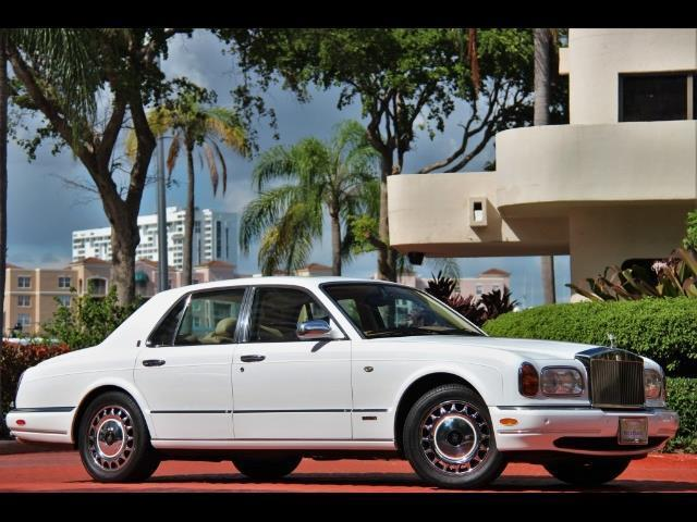 2002 Rolls-Royce Silver SeraphLOL Last of the Line | 842861