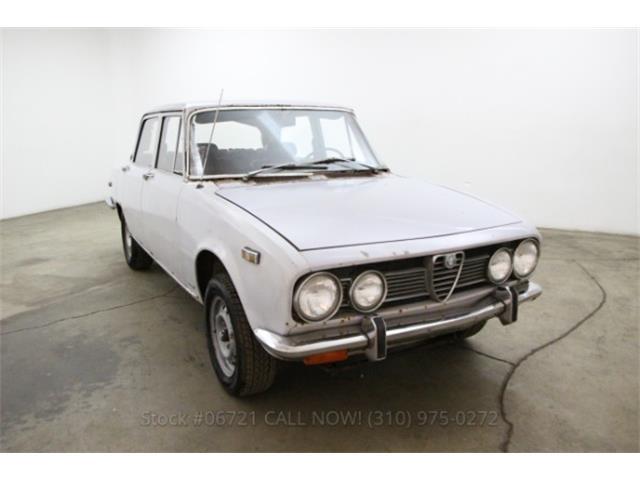 1971 Alfa Romeo Berlina 1750 | 842862
