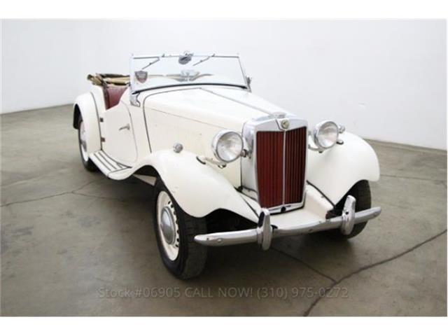 1953 MG TD | 842865