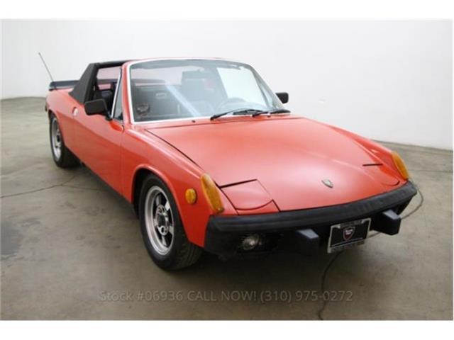 1970 Porsche 914   842870
