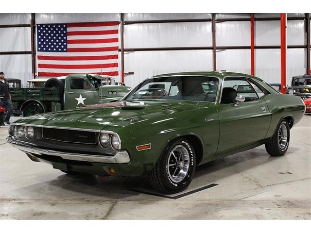 1970 Dodge Challenger | 842876