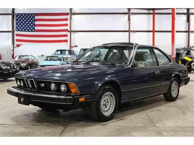 1984 BMW 633csi   842879