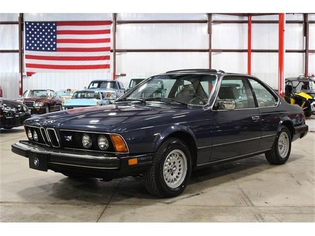 1984 BMW 633csi | 842879