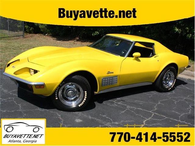 1971 Chevrolet Corvette | 842890
