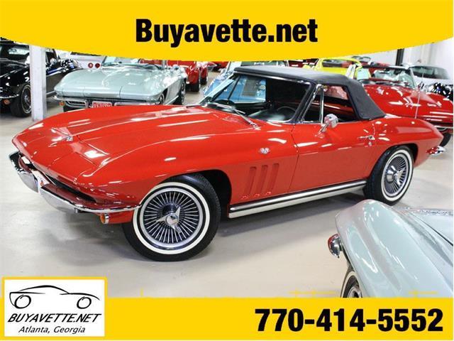 1965 Chevrolet Corvette | 842891