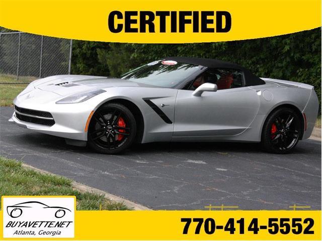 2014 Chevrolet Corvette | 842892