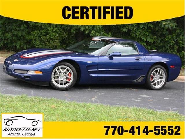 2004 Chevrolet Corvette | 842895